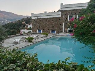 Nice 5 bedroom Ormos Villa with Deck - Ormos vacation rentals