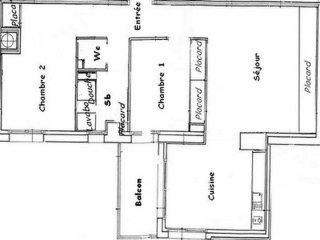 Beautiful 2 bedroom Apartment in Bagneres-de-Luchon - Bagneres-de-Luchon vacation rentals