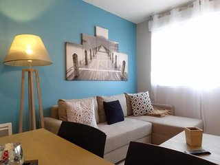 Cozy 1 bedroom Sainte-Engrace Apartment with Television - Sainte-Engrace vacation rentals
