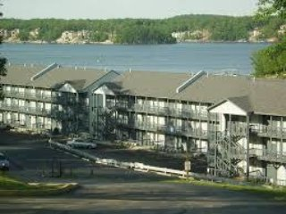 Lake Front Condo back in the Quiet Cove....$89/night til 9/10/17 - Osage Beach vacation rentals