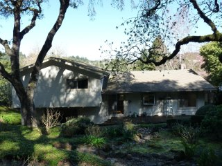Comfy and Roomy Home with a View - Scotts Valley vacation rentals