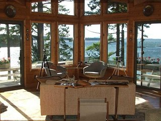 Tern II oceanfront near Acadia National Park and Bar Harbor. - Mount Desert vacation rentals