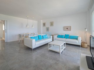 Fantastic, Frontline Apartment With Beach Access, - Playa de Muro vacation rentals