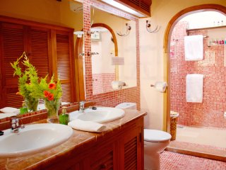 Casa Villa Rosa - w/Private Pool, Billiard, Table Tennis, Sat Tv and WiFi - Vega de San Mateo vacation rentals