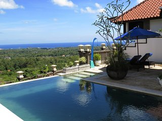 Stunning Views from Luxury Modern 4 Bedroom Villa - Jimbaran vacation rentals
