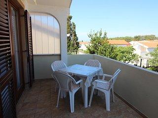 Beautiful Apartment in Vir with A/C, sleeps 4 - Vir vacation rentals
