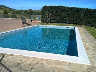 Villa Sofia  Piemonte,pool and garden 10 - Montaldo Scarampi vacation rentals