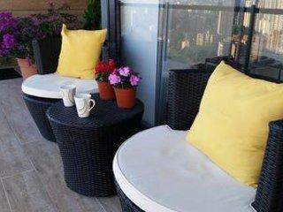 Coolest Building Medellin★Apt 1701★Roof Top Infinity Pool★Wrap Around Balcony - Medellin vacation rentals