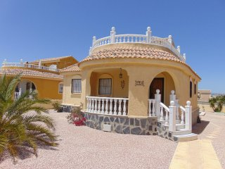 Outstanding villa in much sought after area - Camposol vacation rentals