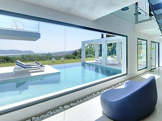 Villa Eve - Live the ultra modern stylist's dream with spectacular sea views on Corfu - Viros vacation rentals