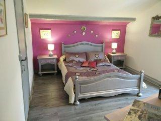 Apartment/Flat in Ambarès-et-Lagrave, at Eliane's place - Ambares-et-Lagrave vacation rentals