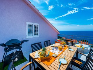 Comfortable Condo with Deck and Internet Access - Trstenik vacation rentals