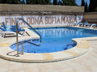 Finca Doña Sofia Maria, apartment with pool. - San Pedro del Pinatar vacation rentals
