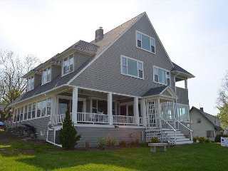 Jacob Wirth House: Historic elegance in a stunning Conomo point location. - Essex vacation rentals