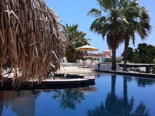 One bedroom and loft, with pool facing balcony, 2 min from beach - San Jose Del Cabo vacation rentals