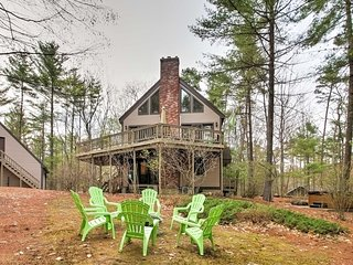 NEW! 4BR Center Ossipee House Near Lake w/ Hot Tub - Center Ossipee vacation rentals