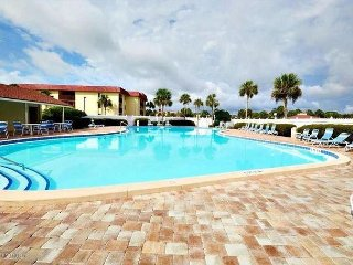 Family Friendly and Only Steps to the Beach, 2 Bedroom Condo, Hot Tub, Pool - Saint Augustine vacation rentals