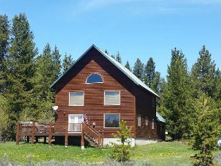 Retreat~Relax~Escape! Luxury - Hot tub - Free WiFi - 5 Stars! - Island Park vacation rentals