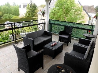 Les Balcons' is a substantial 3 bedroom Loire Valley house - Le Grand-Pressigny vacation rentals