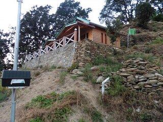 Family Cottage in Pangot near Kilbury Sanctuary Nainital - Nainital vacation rentals
