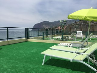 Penthouse Apartment with Mountain & Ocean View - Funchal vacation rentals