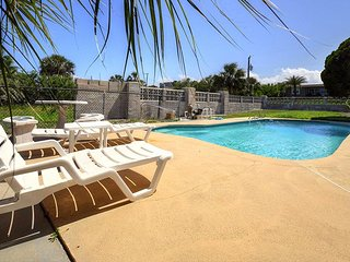 JUNE/JULY $PECIALS - LUXURY POOL HOME - STEPS FROM THE OCEAN - 3BR/2BA - #2836 - Daytona Beach vacation rentals