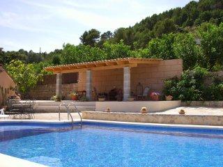 Finca Rustica - Nice quiet old finca with swimming pool 2.5 km away from Inca. - Mancor de la Vall vacation rentals