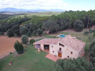 Masia Can Roca de Dalt - Catalan farmhouse with private pool with a fantastic landscape and environment - Pontos vacation rentals
