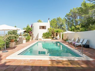 Can Pere - Spacious villa located in the hills right outside San Miquel - San Miguel vacation rentals