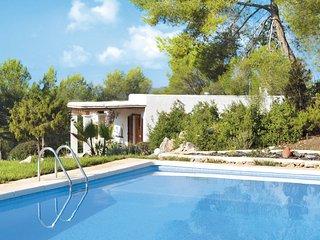 Casa Ibicenca - Holiday in true Ibiza style between heubels with private pool - Santa Agnes de Corona vacation rentals