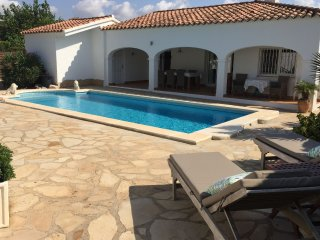 Casa Roca - Villa for 8 people with private pool 600m from the beach in Mont-roig del camp - Mont-roig del Camp vacation rentals