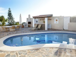Can Vergera - Attractive Spanish villa with swimming pool,outdoor bar,barbecue and beautiful views of the area - Es Cubells vacation rentals