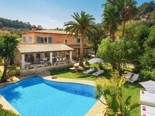 Font - Country house with pool located in a quiet area with mountain views - Mancor de la Vall vacation rentals