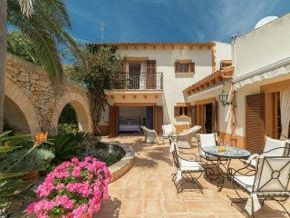 Embat de Mar - Villa located in first line from the beach on the isle of Mallorque - Cala Bona vacation rentals