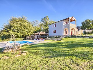 Villa Nunica With Pool Surrounded With Nature - Sveti Lovrec vacation rentals