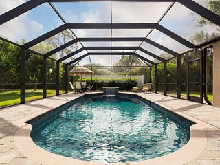New - Designer Remodeled Pool Home on Estate Lot Close to Mercato and Beach - Vanderbilt Beach vacation rentals
