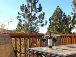 Panoramic View of Bear Mtn, Two Large Decks, Fire Places, Pool Table-Ping Pong - Moonridge vacation rentals