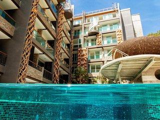 Patong Beach Studio Condo - Patong vacation rentals