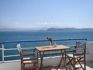Waterfront Vacation Studio, Amazing  Sea View, in Kiveri village, near Nafplion - Nauplion vacation rentals