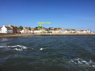 Harbour View, Anstruther - Sleeps 4/6 - Anstruther vacation rentals