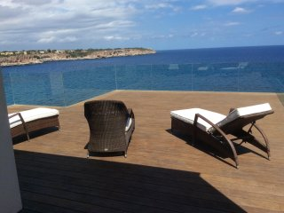 Front line villa with amazing view to open sea and Es Pontas - Es Llombards vacation rentals