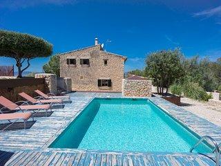 CA NA LLUCA - Villa in Marratxinet, near Palma, for 6 people - Santa Maria vacation rentals