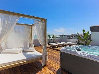 Ibiza Royal Beach Three Bedroom Penthouse - Ibiza Town vacation rentals
