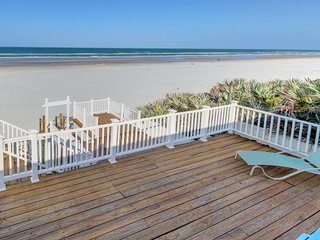 Oceanfront getaway with sweeping beach views and plenty of room for everyone! - Daytona Beach vacation rentals