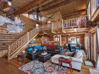 Mountain High Chalet - 3BR Quintessential Mountain Cabin DeLuxe - Steamboat Springs vacation rentals