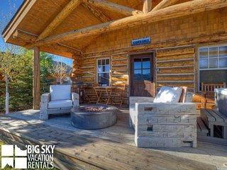 Big Sky Moonlight Basin | Cowboy Heaven Cabin 11 Derringer - Big Sky vacation rentals
