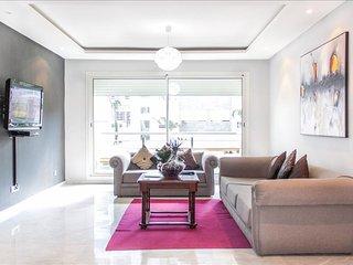 Perfect 2 bedroom Rabat Condo with Internet Access - Rabat vacation rentals
