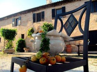 """""""Il convento """"Delizioso appartamento  in casa storica  ricca d'atmosfera - Monte San Vito vacation rentals"""