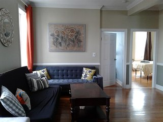 Large two bedrooms apartment close to Manhattan. - Jersey City vacation rentals
