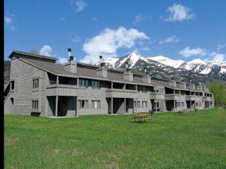 2 bedroom Condo with Hot Tub in Jackson Hole - Jackson Hole vacation rentals